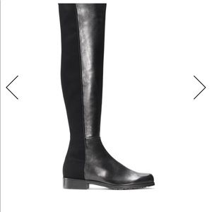 Vince Camuto Over the Knee Black Boots